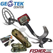 Metal Detector Fisher F44 + Coltello Deteknix + Zaino Traking