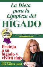 La Dieta para la Limpieza del Higado, Sandra Cabot, Good Condition, Book