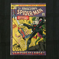 Amazing Spider-Man 102 (Marvel 1971) 2nd Appearance of Morbius & Origin
