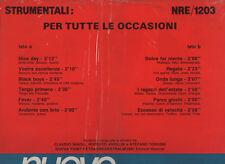 STEFANO TOROSSI disco LP 33 g. REPERTORIO EDITORIALE RAI Per tutte le occasioni