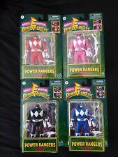 Hasbro Mighty Morphin Power Rangers Retro-Morphin Zack Kimberly Billy Jason