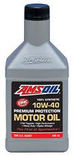 AMSOIL AMO 10w40 Premium Protection Motor Oil 1 Quart 946mL