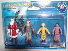 Lionel 6-14273 Polar Express Add-on Figure Pack MIB New 4 Figures O 027 MIB