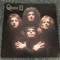 LP VINYL ALBUM QUEEN QUEEN II EMI 767 EARLY UK PRESS 1974 EX/EX