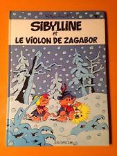 MACHEROT : SIBYLLINE T10 : LE VIOLON DE ZAGABOR EN EO!