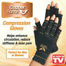 Copper Hands Arthritis Gloves Therapeutic Compression Pain Relief  Brace Protect