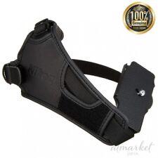 Nikon Hand Strap SLR Simple Black Ah-4 Japan 942