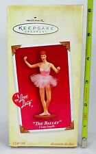 Hallmark Keepsake Ornament - I Love Lucy - The Ballet - 2004