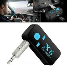 USB Bluetooth Stereo Audio Receiver Vehicle MP3 Music Support TF Hands-Free Call