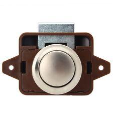 Push Button Lock Latch Knob for RV Drawer Caravan Cabinet Cupboard Motorh Sale