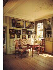 Das Goethe-Haus in Frankfurt am Main , Ansichtskarte, beschriftet