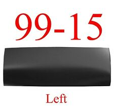 99 15 LEFT Rear Door Skin, CREW CAB, Ford Super Duty, 1.2MM Thick