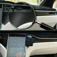 Accessories Car Interior Sticker Kits Set Moulding For Tesla Model X S Useful