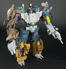 Transformers G1 Combiner Wars Bruticus Combaticons Complete Set MISB T