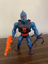 vintage MOTU? HE MAN  WEBSTOR action figure complete w weapon and grappling hook