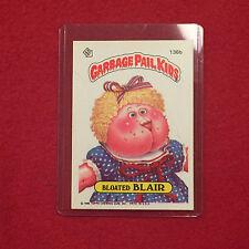 GPK Garbage Pail Kids Trading Cards Bloated Blair 136B Topps