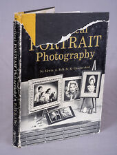 Practical Portrait Photography for Home and Studio by Charles Abel & Edwin Falk