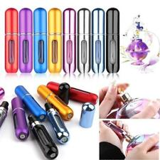 Conjunto de Viaje 5 Ml Bomba de Botella de perfume recargable atomizador aerosol