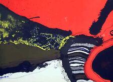 Josep Guinovart - Farblithografie - HANDSIGNIERT, BEZEICHNET