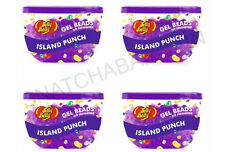 4 x Jelly Belly Isola Punch Gel Perle Deodoranti 150g