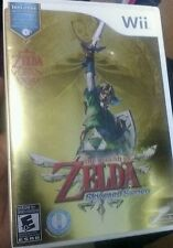 The Legend of Zelda: Skyward Sword (Nintendo Wii, 2011) w/ 25th Anniversary CD