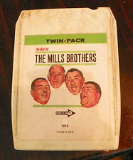 The Best of the MIlls Brothers  Track Cartridge Tape (RP)