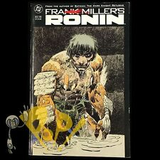 RONIN Graphic Novel TP Frank Miller 1987 First EDITION 1st PRINT DC Comics VF/NM