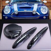 US Seller Exterior Front RIGHT+LEFT Door Handles /& Seals x2 BMW E34 E36 Z3 h15