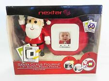 Santa claus digital photo frame nextar 8 MB figurine christmas color pictures