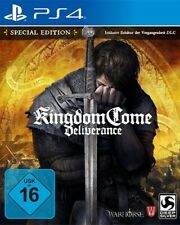 PS4 / Sony Playstation 4 - Kingdom Come Deliverance #Day One Edition mit OVP