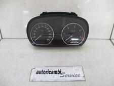 BMW 118 D E87 2.0 D 6M 105KW (2008) RICAMBIO QUADRO STRUMENTI CONTACHILOMETRI 10