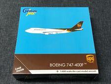 Gemini Jets 1:400 Scale UPS Boeing 747-400F N572UP GJUPS1571