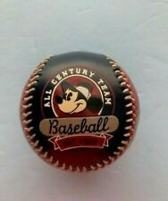 Disney Mickey Mouse Collectible Baseball Steamboat Willie All Century Team Ball