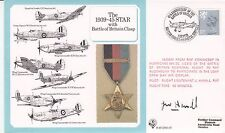 DM10cD 1939 - 45 -  Star Battle of Britain Clasp. Signed Hamill (Scots  stamp)