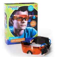 SUPER NIGHT Vision SPY Goggles See n' the Dark Glasses LED Lights Discovery Kids