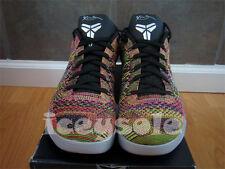 Nike Kobe IX 9 Low Multicolor ID multi Sz. 10.5 Brand New