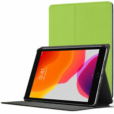 iPad 10.2 Case, Apple iPad 10.2 2019 Cover - Green + Stylus & Screen Protector