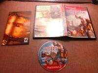 Sony PlayStation 2 PS2 CIB Complete Tested God of War Ships Fast