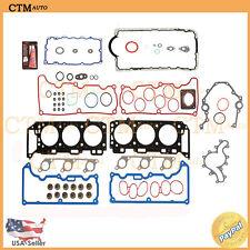 Head Gasket Sealer Kit Set For 97-01 Ford Mercury 4.0L V6 VIN Code E Multilayer