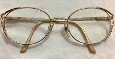 Ted Lapidus Paris Vtg Glasses Frames Made in France Tl 710 F 135 mm Cl47 L1421