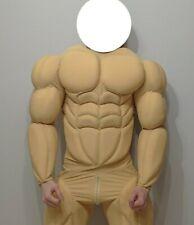 Muscle costume bodybuilder, batman, muscle suit, juggernaut, dragon ball, anime