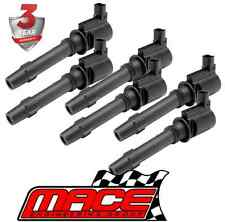 6 X MACE IGNITION COILS FORD TERRITORY SX SY BARRA 182 190 245T TURBO 4.0L I6