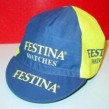 New Festina Watches Racing Cap Hat Elastic Lightweight Hard to Find! ___B66