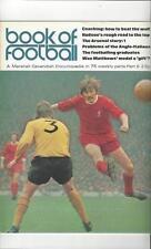 Book of Football Marshall Cavendish 1971 Part 5