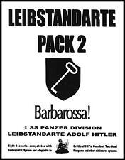 ASL, Advanced Squad Leader Modul: Leibstandarte Pack 2: Barbarossa LCP