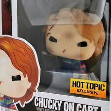Childs Play 2 - Chucky on Cart #658 (Hot Topic) Horror Funko Pop! Vinyl