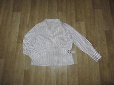 Gestreifte Gerry Weber Langarm Damenblusen, - tops & -shirts