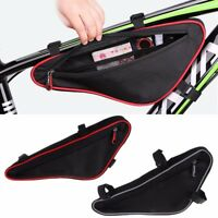 MTB Bicycle Cycling Road Bike Frame Front Tube Triangle Saddle Bag Pouch Pannier