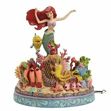 Disney Traditions 4039073 Under the Sea The Little Mermaid musical