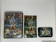 Daimakaimura - Super Ghouls'n Ghosts - Sega Mega Drive - Japan